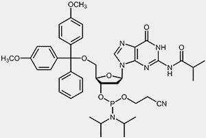 2'-desoxy-Guanosin-Phosphoramidit