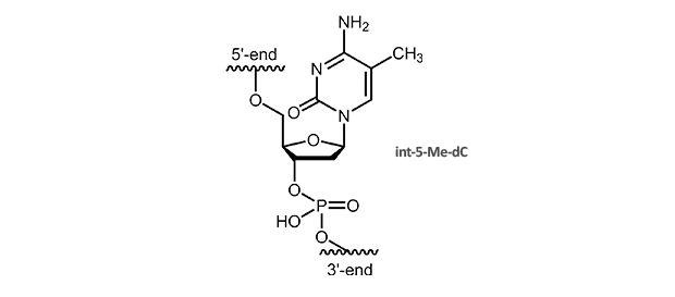 5-Methyl-deoxycytidine (5-Me-dC)